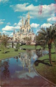 Cinderella Castle The Walt Disney World Anahiem California