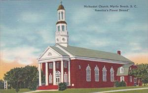 South Carolina Myrtle Beach Methodist Church
