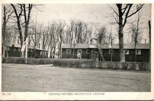 New Jersey Fort Dix Reception Center Headquarters