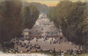 Le Parc, L'Allee Du Fer A Cheval, Saint-Cloud (Hauts De Seine), France, PU-1912