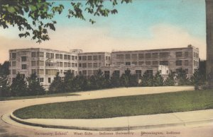 BLOOMINGTON , Indiana University , 00-10s ; West side University School