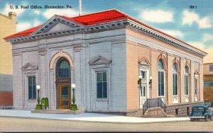 Pennsylvania Shamokin Post Office