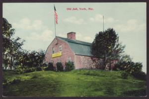 Old Jail,York,MA