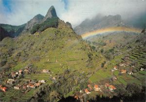 Portugal Madeira Ribeira Brave Crista do Galo Panorama
