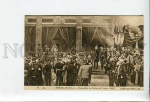 3164450 PASTEUR Funeral 1895 by DETAILLE Vintage PC
