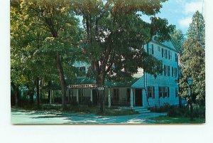 Buy Postcard Walloomsac Inn Hotel John Dewey Old Bennington Vermont