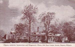 Illinois Ottawa Arthritis Sanatorium and Diagnostic Clinic 1947
