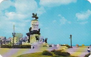 Cuba Habana Monument of General Maceo