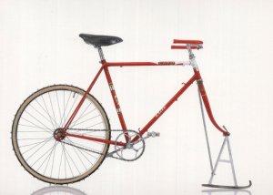 Capo Elite EIS Austria Austrian 1966 Bike Cycle Bicycle Postcard