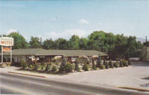 Parkview Motel , KELOWNA , B.C. , Canada , 50-60s