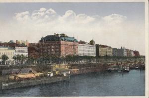 Hungary Budapest Francis Josef quay