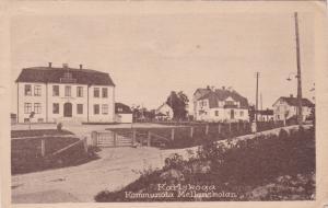KARLSKOGA, Sweden, PU-1921; Kommunala Mellanskolan