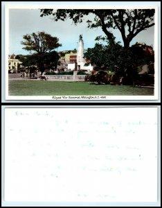 NEW ZEALAND RPPC Photo Postcard - Wellington, Citizens War Memorial AH