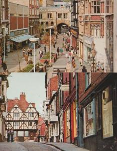 Lincoln Littlewooods Giant Store + Orher Shop 2x MINT Postcard