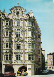 Austria Innsbruck Old Town Helblinghaus