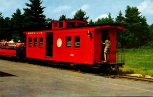 Massachusetts South Carver The Edaville Railroad