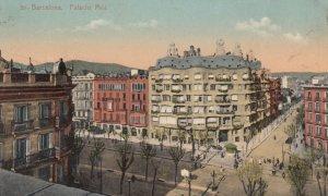 RP, Barcelona, Spain, 1900-10s ; Palacio Mila