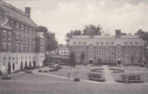 New Hampshire Exeter Phillips And Wheelright Halls The Phillips Exeter Academ...