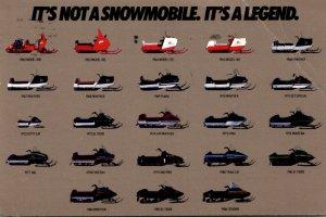 Minnesota Brainerd El Tigre Snow Mobiles Brainerd Outdoor Sports 1989