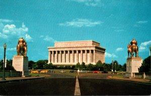 Washington D C The Lincoln Memorial