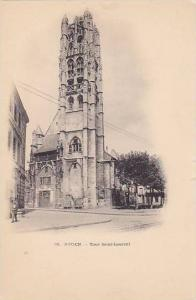 Tour Saint-Laurent, Rouen (Seine Maritime), France, 1900-1910s