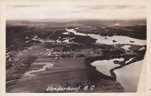 RP, Aerial, Vanderhoof, British Columbia, Canada, PU-1953