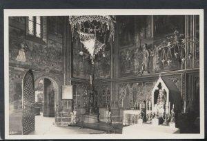 Czech Republic Postcard - Praha - St Wenceslas Chapel RS20635