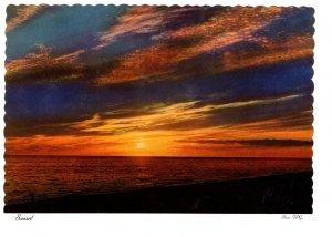 Sunset, Canada