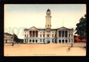 032165 SINGAPORE Victoria Memorial Hall Vintage PC