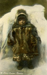 Little Eskimo Beauty  (child)