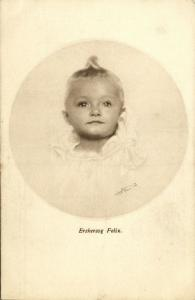 Archduke Felix of Austria (1917)