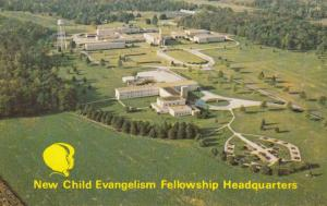 WARRENTON , Missouri , 50-60s ; Child Evangelism Fellowsship Headquarters