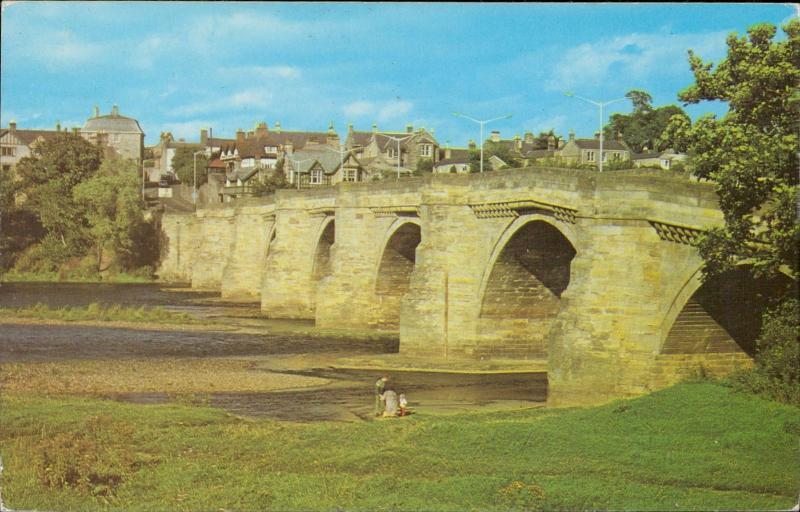 Corbridge The River Tyne