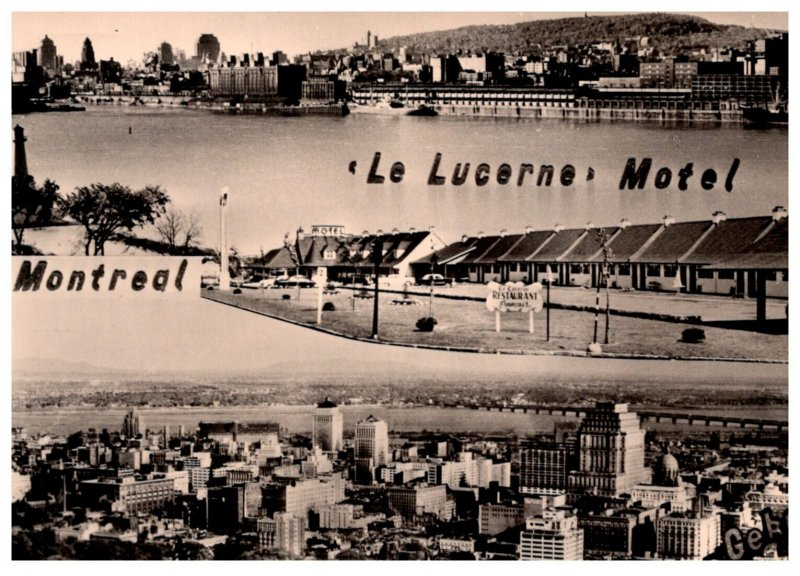 Canada   Montreal Le Lucerne Motel