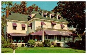 Massachusetts   Greenfield , Hopecrest Manor , Hotel, Restaurant , Golf Course