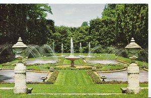 America Postcard - Longwood Gardens - Kennett Square - Pennsylvania    SL161