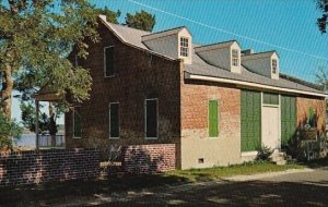 Old Brick House Biloxi Mississippi