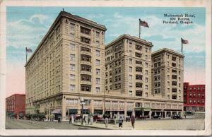 Multnomah Hotel Portland OR Oregon Antique c1913 D63