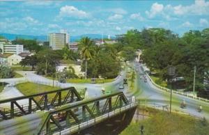 Malaysia Kuala Lumpur Railway Bridge