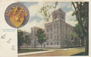WEST POINT, New York,  1901-07; Academic Building