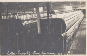RP: Cotton Spinning Machines , 00-10s