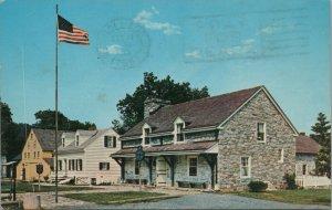 PA FARM MUSEUM Vintage Postcard