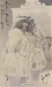 RP: Z. Bardy Gabi & Mirror , 1902