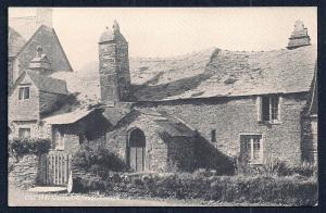 14th Century House Tintagel Cornwall England unused c1920's