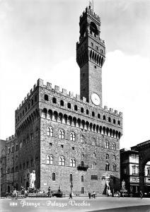 Italy Firenze Le Palais Vieux Old Palace Palazzo Vecchio Statue