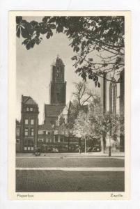 RP: Depot & Clock Tower / Peperbus,Zwolle,Netherlands 1940-50s