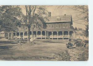 Unused 1920's NATIONAL MILITARY HOME HOSPITAL Bath New York NY d5638
