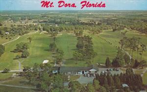Golf Course , MOUNT DORA , Florida , PU-1976