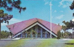 Florida Saint Petersburg The New Pasadena Community Church 1962