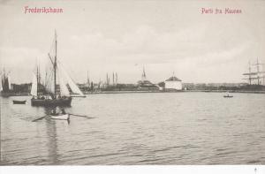 Frederikshavn , Denmark , 00-10s ; Parti fra Havnen Version-2